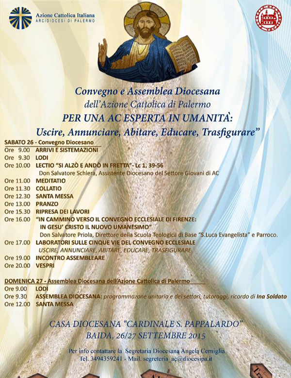 Convegno e Assemblea Diocesana