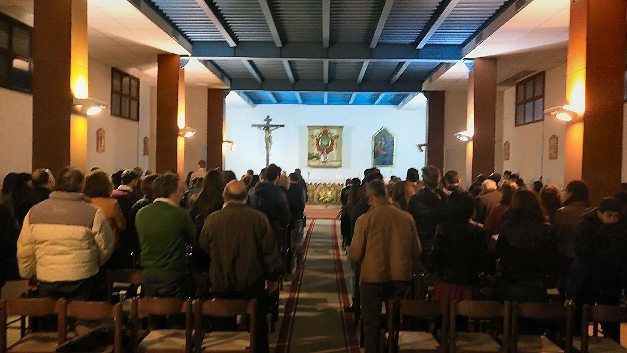 Incontro con i consigli parrocchiali