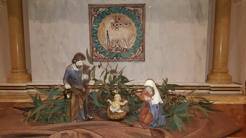 Momento di preghiera in preparazione al Natale
