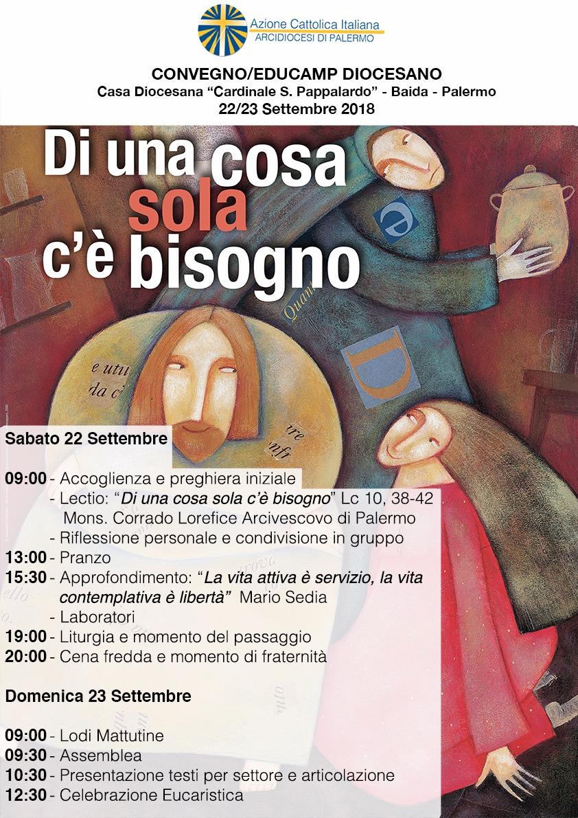 Convegno/Educamp Diocesano